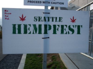 From underground to mainstream: Seattle Hemp Fest to draw 150,000 +