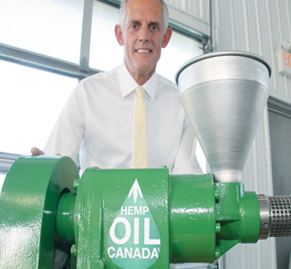 Canada: World's largest Hemp Seed Processor Expanding to meet Booming Demand
