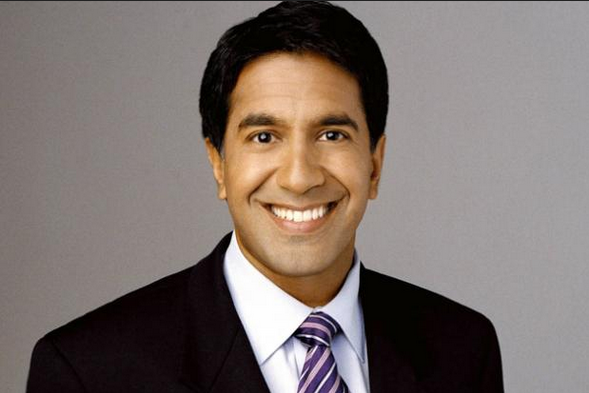 "Dr. Sanjay Gupta: ""It's Time for a Medical Marijuana Revolution"""