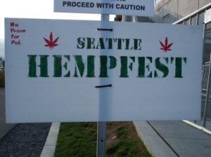 From underground to mainstream: Seattle Hemp Fest to draw 150,000 +