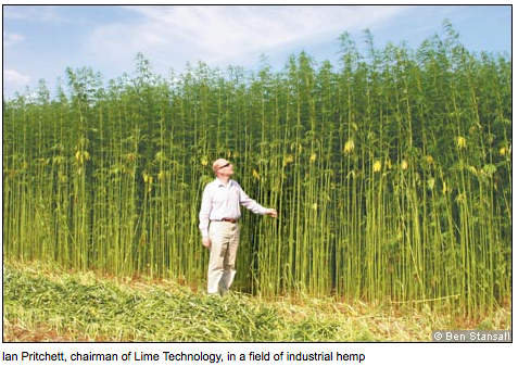 New Jersey Bill to Legalize Industrial Hemp